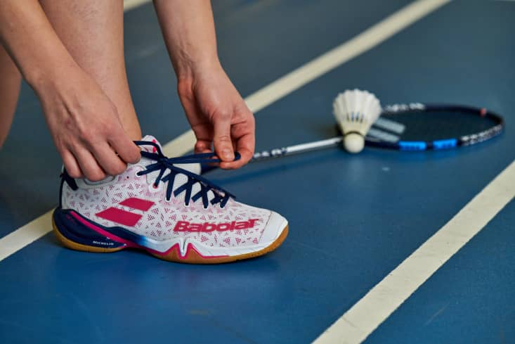 Chaussures Babolat Michelin